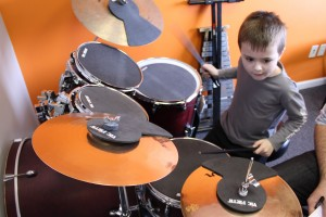 drums kid 1