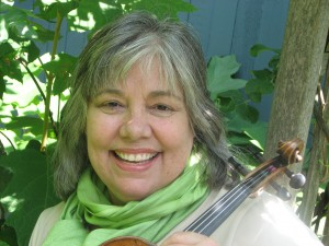 Louise Brodie Violin Instructor