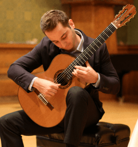 Zhivko Nikolov guitar